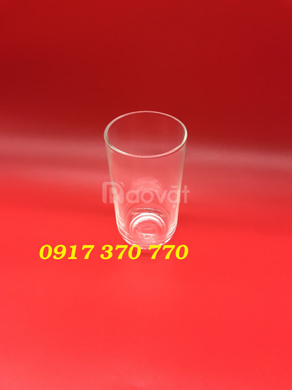 Quà tặng ly thủy tinh in logo giá rẻ tại Bình Dương