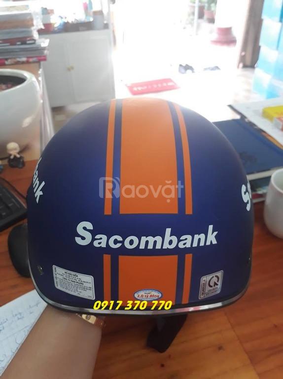 Xưởng mũ bảo hiểm theo yêu cầu làm quà tặng khách hàng giá rẻ