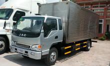 Jac 6.4 tấn thùng kín