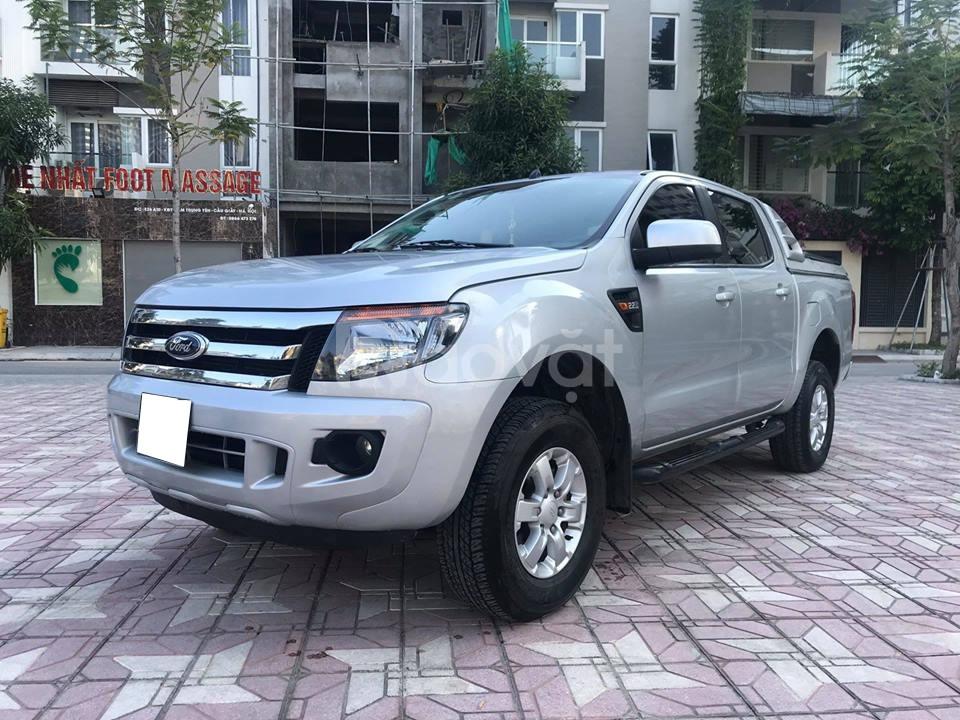 Cần bán gấp xe Ford Ranger 2014 bản XLS số tự động (ảnh 1)