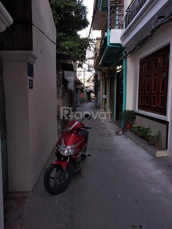 Nhà đẹp, ngõ thoáng Nguyễn An Ninh, 37m2, 4 tầng, giá 2,8 tỷ