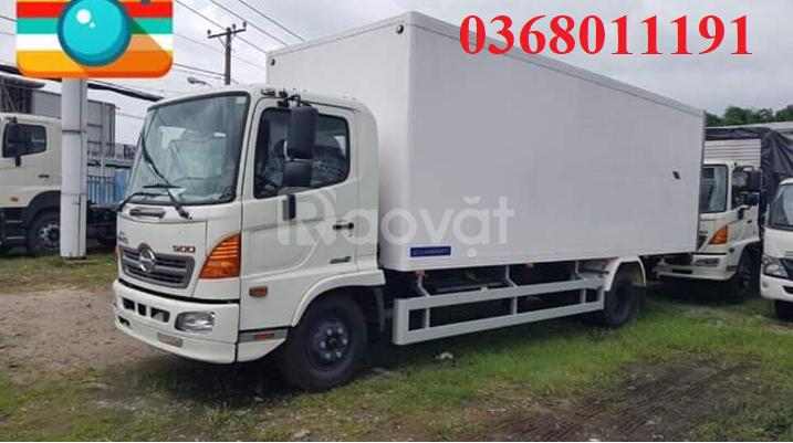 Xe tải đông lạnh Hino