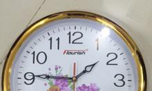 Dịch vụ in logo đồng hồ treo tường làm quà tặng khách hàng