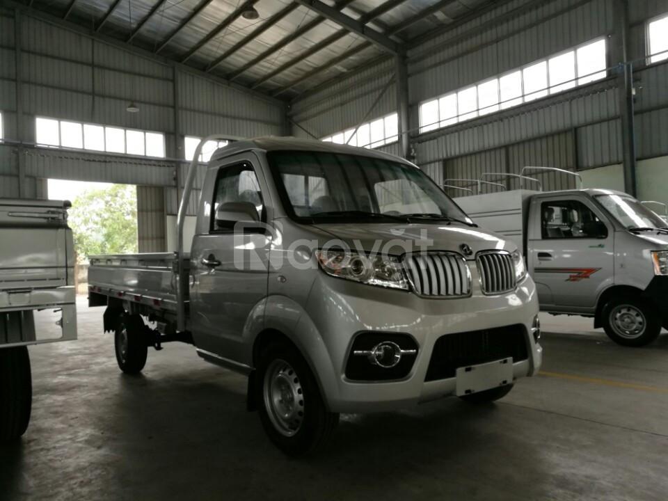 Bán xe tải Dongben 1T25- thùng lững