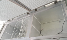 Cần thanh lý tủ đông mát Sanaky mới 90%