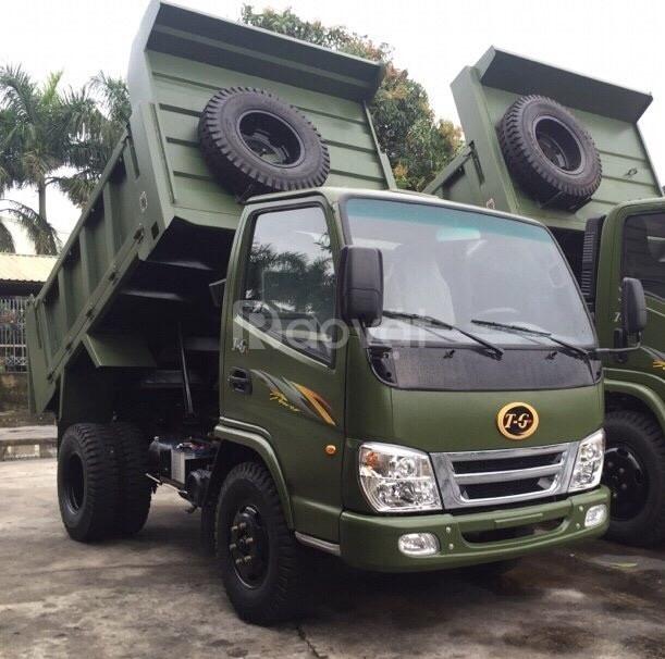 Đang bán các dòng xe ben dongfeng 3 khối 3.5 tấn giá hợp lý