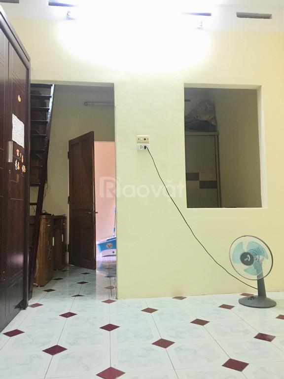 Nhà ngõ Gốc Đề, Minh Khai, 23m2, 4 tầng, ô tô 24 chỗ đỗ