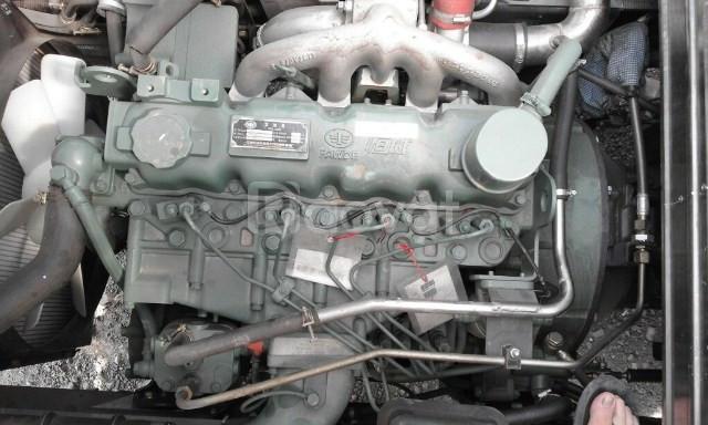 Bán xe tải JAC 6T- thùng mui bạt