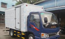 Bán xe tải JAC 2.5T- thùng mui bạt
