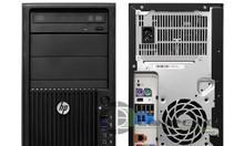 Mở kho máy trạm HP Z420 chip 20 lõi card Quadro, GTX 8Gb xử lý đồ họa