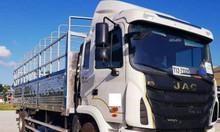 Xe tải Jac 9.3 tấn, 9t3, máy Weichai, thùng 7m7