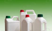 Chai nhựa, chai nhựa hdpe, chai nhựa ngành hóa chất
