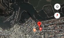 Bán gấp đất biệt thự phường thắng nhì Vũng tàu  10x21,5m=215m2 giá 22t