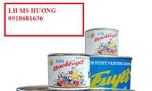 Đại lý bán sơn dầu alkyd Bạch Tuyết giá tốt, chính hãng