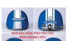 Xưởng làm nón bảo hiểm quà tặng quảng cáo giá rẻ dịp tết