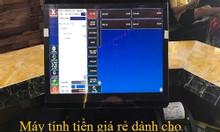 Bán máy tính tiền giá rẻ cho quán cafe tại Bạc Liêu