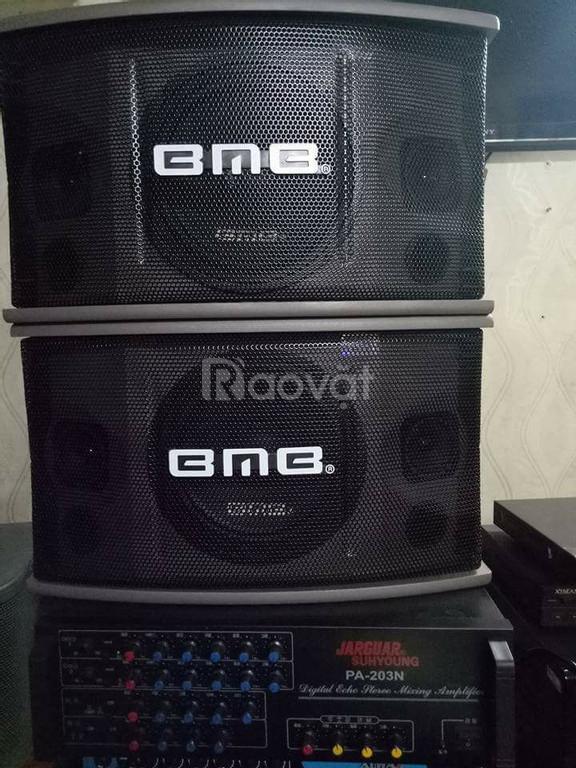 Loa karaoke BMB CS 450 từ kép giá chỉ còn 1tr3k đón tết vui