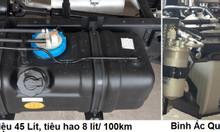 Bán xe JAC 990kg - thùng bạt