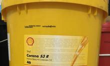 Dầu máy nén khí Shell Corena S3 R46 xô 20L