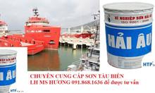 Cung cấp sơn hải âu sơn cho tàu biển tại Khánh Hòa