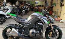 Kawasaki-Z1000-ABS Japan đời 2014 đẹp sơn zin máy zin 100%