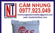 Bao pp dệt đựng 10kg gạo