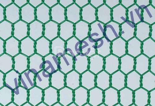 Lưới đan B, lục lăng
