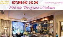Mở bán CH The Grand Manhattan với giá rẻ