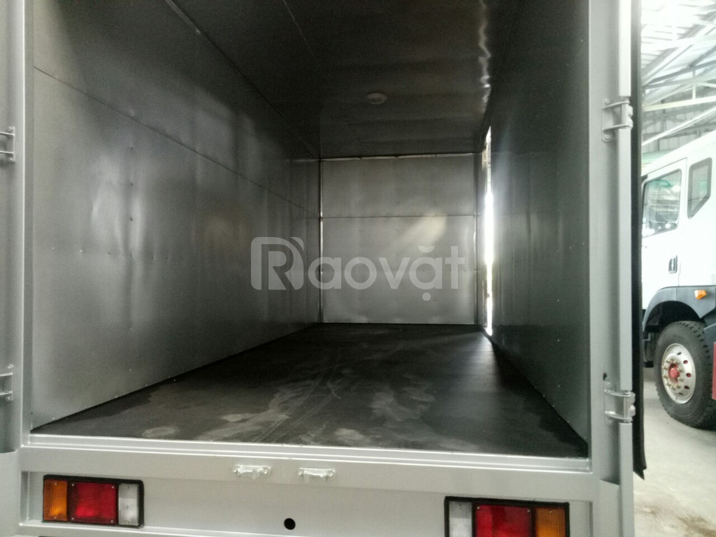 Bán isuzu qkr77h 1T9 thùng kín