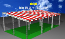 Mái xếp - cấu tạo nguyên lý hoạt động của mái xếp - mái xếp HCM