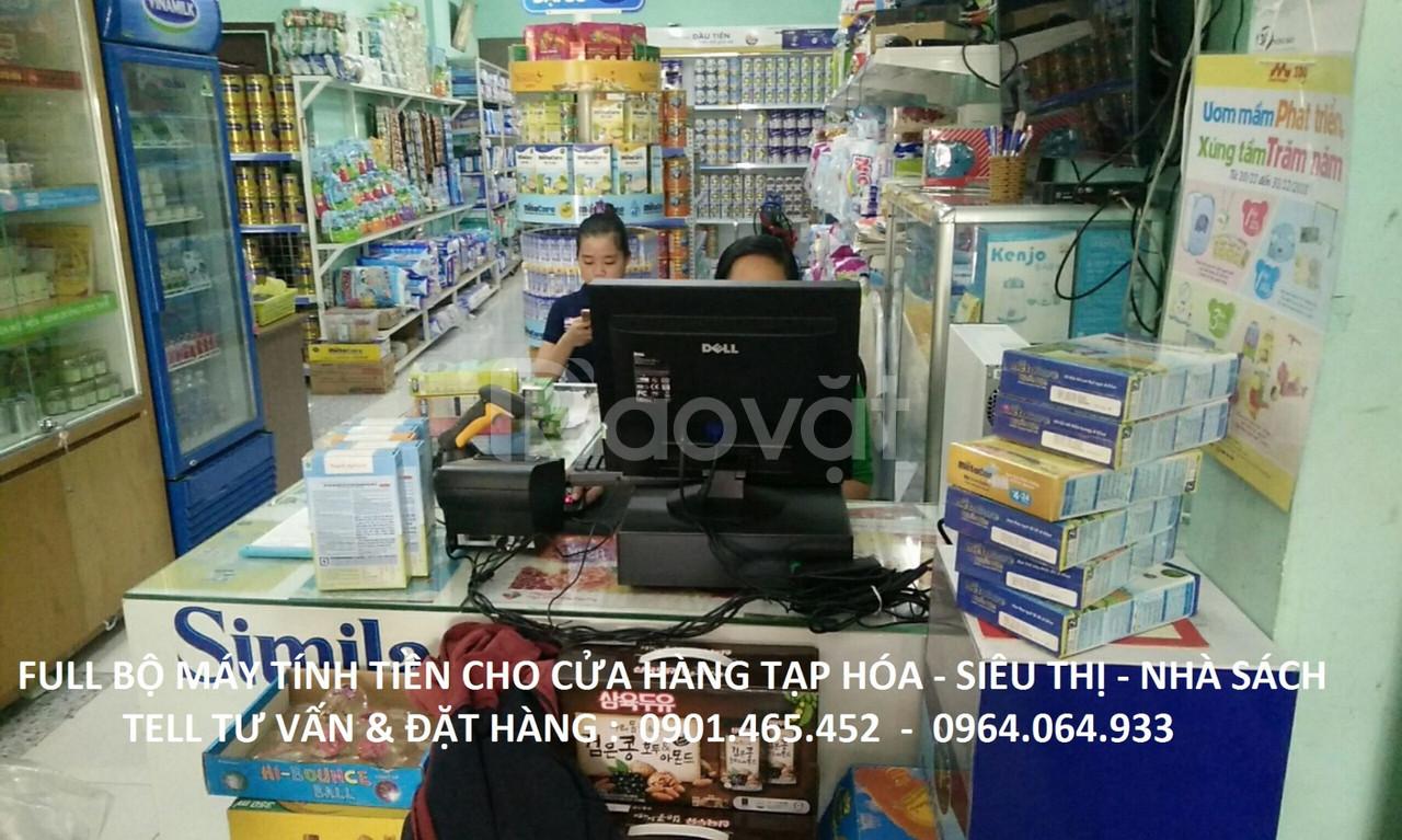 Bán máy tính tiền chuyên dùng cho siêu thị nhà sách