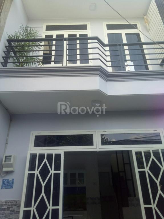 Bán nhà rất xinh hẻm 993/ Phạm Văn Bạch, p12, GV, DTSD 42m2