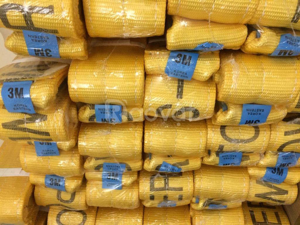 Dây cẩu hàng Hàn Quốc (eastern - samwoo) 3 tấn (1,2,3,4,5,6,8,10,12 m)