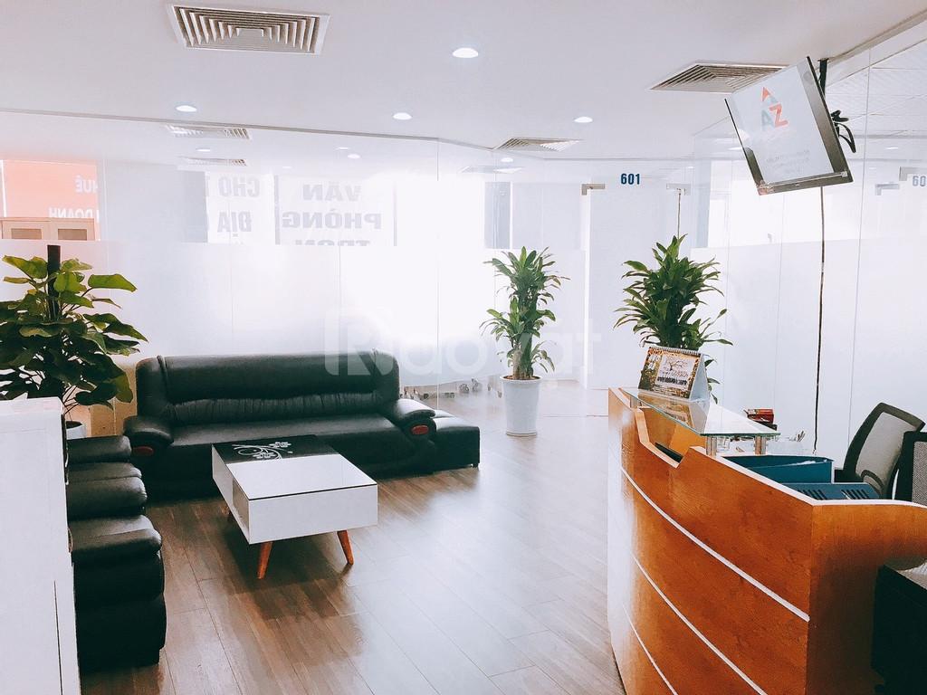 Văn phòng cho thuê trọn gói giá rẻ