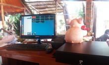 Trọn bộ máy tính tiền cảm ứng cho quán cafe tại Đà Nẵng