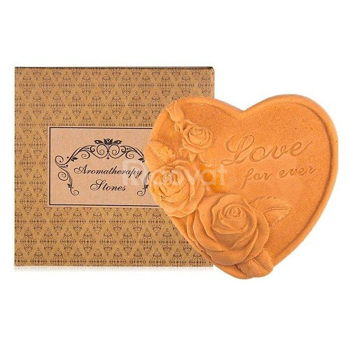 Đá thơm khử mùi - Heart Stone Lavender Box