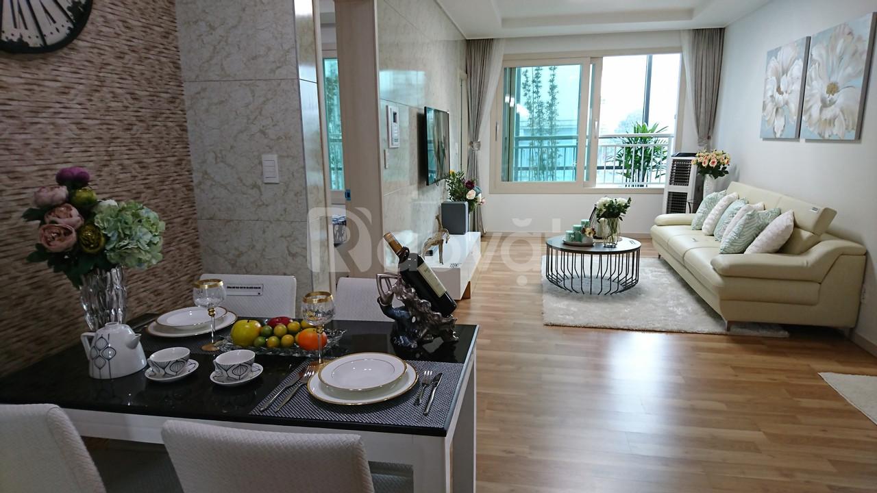 Bán chung cư Booyoung Mỗ Lao, Hà Đông 107m tòa CT7 căn số 08