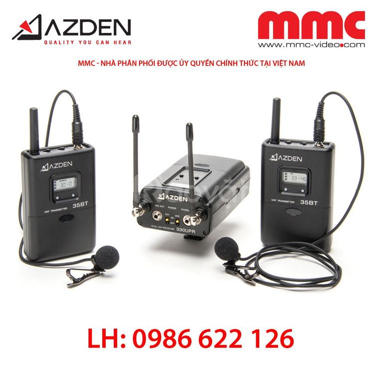 Bộ Azden 330LT - giá rẻ  (ảnh 1)