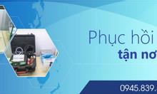 Cứu dữ liệu ổ cứng, máy chủ, server, USB - thẻ nhớ tại Đồng Nai