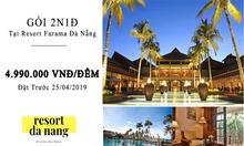 Voucher 2 ngày 1 đêm tại Furama Resort giảm giá 10%