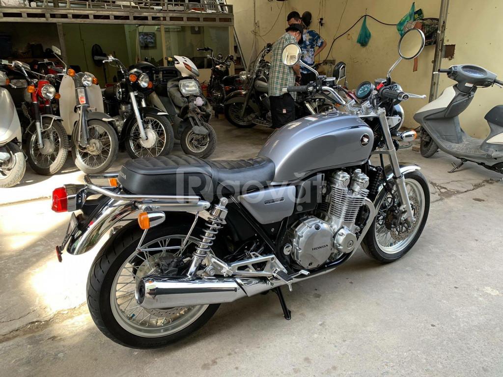 Honda CB1100 màu xám đẹp