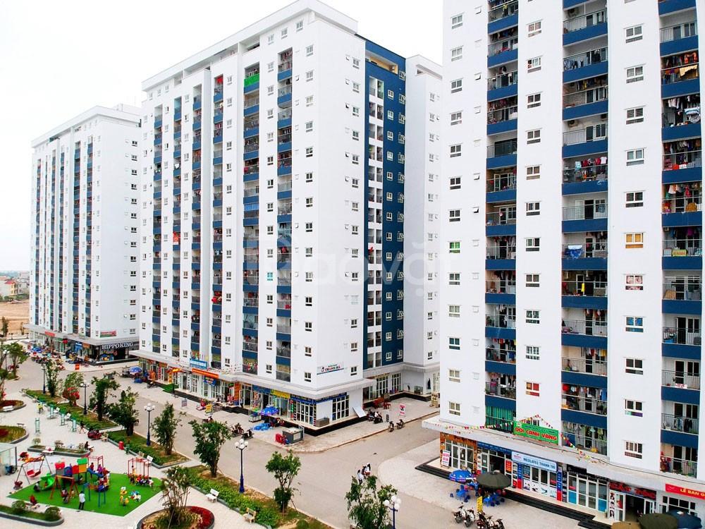 Căn hộ chung cư Thanh Hà 2 PN, 2 vs giá rẻ cho gia đình trẻ