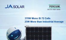 Báo giá tấm pin năng lượng mặt trời JA Solar 350W