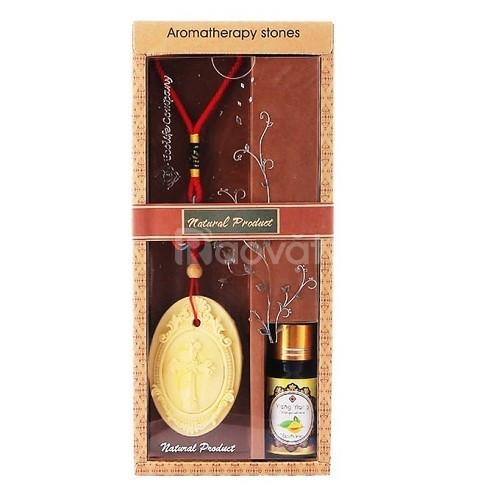 Đá thơm tinh dầu - Cross Stone Ylang