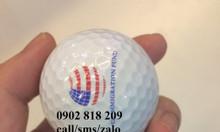 Nhận in logo lên bóng golf giá rẻ