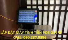 Lắp đặt máy tính tiền giá rẻ cho nhà hàng tại Bình Chánh