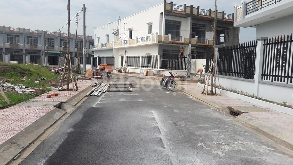 Bán đất tái định cư cạnh KCN Cầu Tràm, huyện Cần Đước, Long An