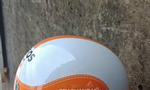 Mũ bảo hiểm in logo công ty