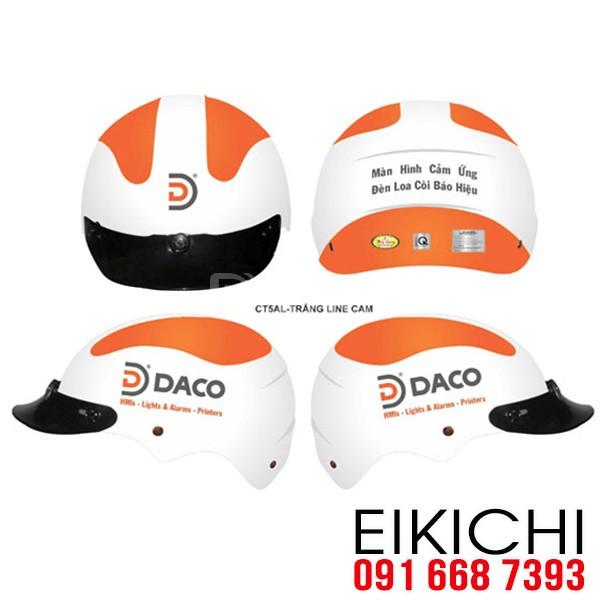 Xưởng sản xuất mũ bảo hiểm quà tặng, mũ bảo hiểm quảng cáo giá rẻ