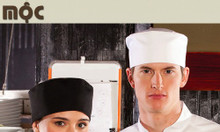 Nhận may nón bếp mũ bếp giá rẻ chất lượng tại TPHCM